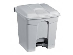 Plastové odpadkové koše Manu, objem 30 l