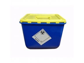 Boxy na zdravotnický odpad