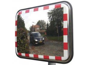 Dopravní obdélníková zrcadla ANTIFREEZE