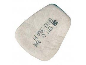 Filtr 3M, stupeň ochrany FFP1