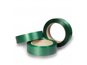 Vázací pásky PET netkané, 12 mm, tloušťka 0,5 - 0,6 mm