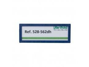 Informační rámečky Tarifold 12 x 4,5 cm, magnetické