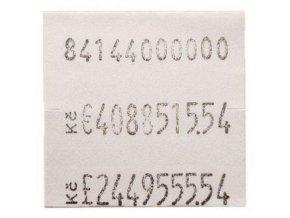 Etikety Meto 29 x 27,5 mm