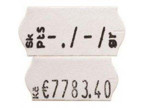 Etikety Contact, Uni 26 x 12 mm