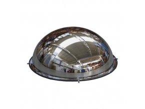 Průmyslová parabolická zrcadla, polokoule