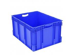 Plastové přepravky PP