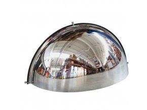Průmyslová parabolická zrcadla Manu, čtvrtkoule