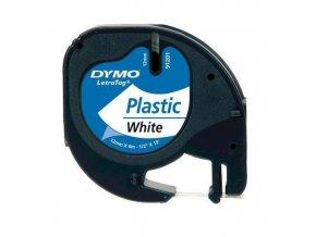 Plastové pásky pro štítkovače Dymo LetraTag