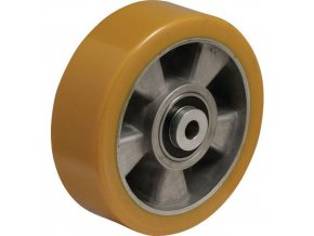Polyuretanová pojezdová kola, průměr 160 - 200 mm, kluzná ložiska