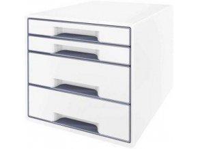 Zásuvkový modul, 4 boxy