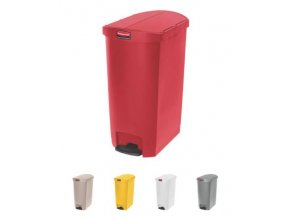 plastove kose rubbermaid 80 l