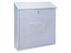 Kovová poštovní schránka Firenza