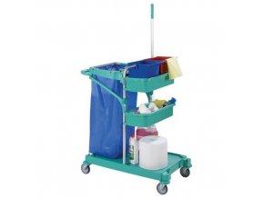 Úklidový vozík