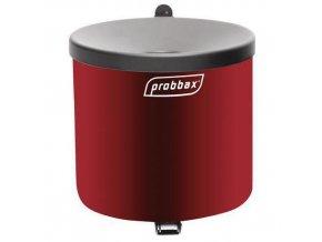 Nástěnný popelník Probbax, samozhášecí