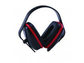 Mušlový chránič sluchu Manu, útlum 23 dB