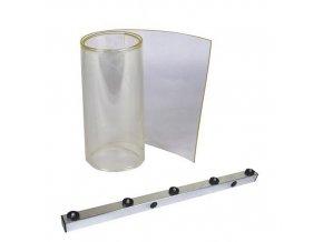 Standardní lamelové clony, šířka 40 cm, 1 m2