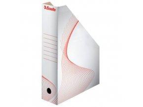 Archivní box na časopisy, hřbet 8 cm, 320 x 80 x 245, 25 ks