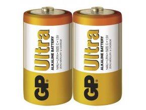 Alkalická baterie GP Ultra LR14 (C) fólie