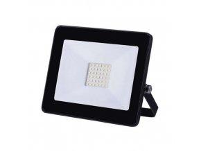 LED reflektor HOBBY SLIM, 30W neutrální bílá