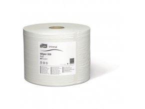 Průmyslové papírové utěrky Tork Universal 2vrstvé, 1 500 útržků, 2 ks