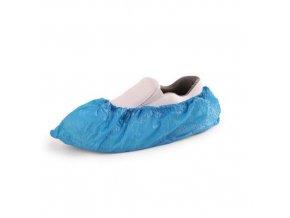 Jednorázové igelitové návleky na obuv, 10 ks