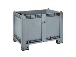 Paletový kontejner, 550 l