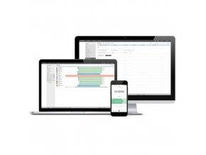 Docházkový software Cloud TM-UEP-25