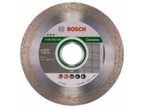 Bosch - Diamantové řezné kotouče Best for Ceramic pro úhlové brusky