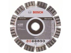 Bosch - Diamantové řezné kotouče Best for Abrasive pro úhlové brusky