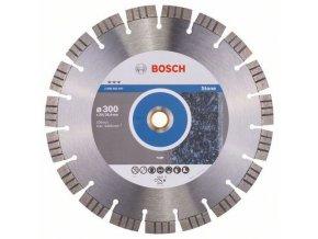 Bosch - Diamantové řezné kotouče Best for Stone pro stolní abenzinové pily