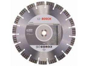 Bosch - Diamantové řezné kotouče Best for Concrete pro stolní abenzinové pily