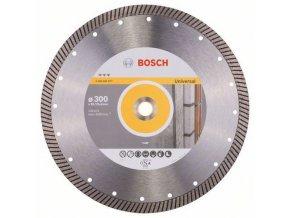 Bosch - Diamantové řezné kotouče Best for Universal Turbo pro stolní abenzinové pily
