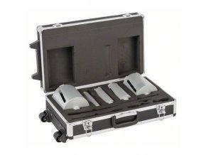 """Bosch - 5dílná sada diamantových vrtacích korunek pro vrtání za sucha G 1/2"""" 38; 52; 65; 117; 127 mm, 150 mm, 7 mm"""
