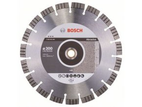 Bosch - Diamantové řezné kotouče Best for Abrasive  pro stolní abenzinové pily