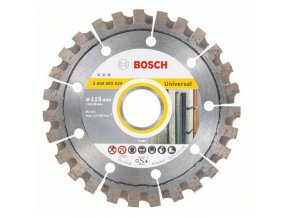 Bosch - Diamantové řezné kotouče Best for Universal pro úhlové brusky