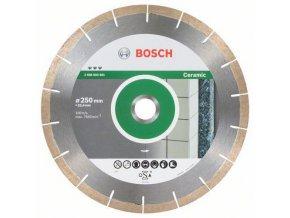 Bosch - Diamantové řezné kotouče Best for Ceramic and Stone pro řezačky na dlaždice
