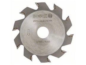 Bosch - Kotoučové frézy O 105 mm pro univerzální frézku Bosch