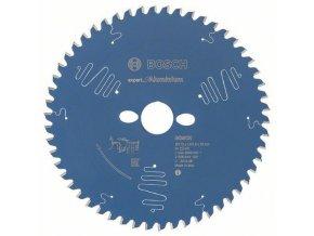 Bosch - Pilové kotouče Expert for Aluminium pro kapovací pily, pokosové pily a pokosové pily se zákluzem