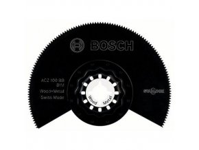 Bosch - BIM segmentové pilové kotouče Starlock ACZ 100 BB Wood and Metal