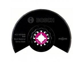 Bosch - BIM segmentové pilové kotouče se zvlněným výbrusem Starlock ACZ 100 SWB