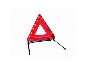 Plastový výstražný trojúhelník