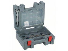 Bosch - 4dílná sada diamantových vrtáků pro vrtání za sucha Dry Speed Best for Ceramic 25,0; 35,0; 45,0; 51,0 mm