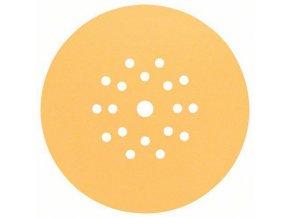 Bosch - Brusné papíry C470 pro brusky na stěny astropy, Best for Wood and Paint, 225 mm, 19 otvorů