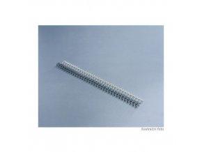 Drátěné hřbety GBC, Kapacita 95 listů papíru 80 g/m2 A4, 100ks