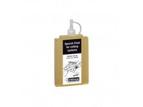 Olej pro skartovače intimus s příčným řezem