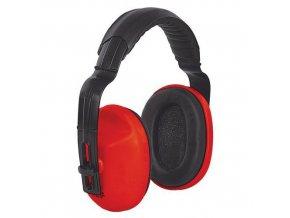 Mušlový chránič sluchu EP106, útlum 27,5 dB