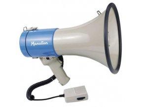 Megafon se samostatným mikrofonem Manu