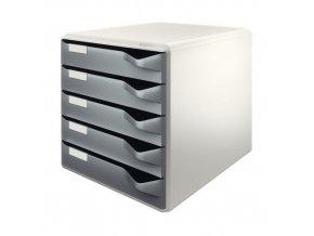 Zásuvkový modul, 5 boxů