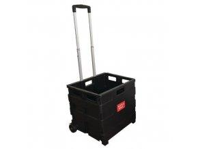 Skládací mobilní přepravka, do 35 kg