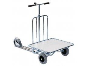 Přepravní koloběžka s plošinou, do 150 kg